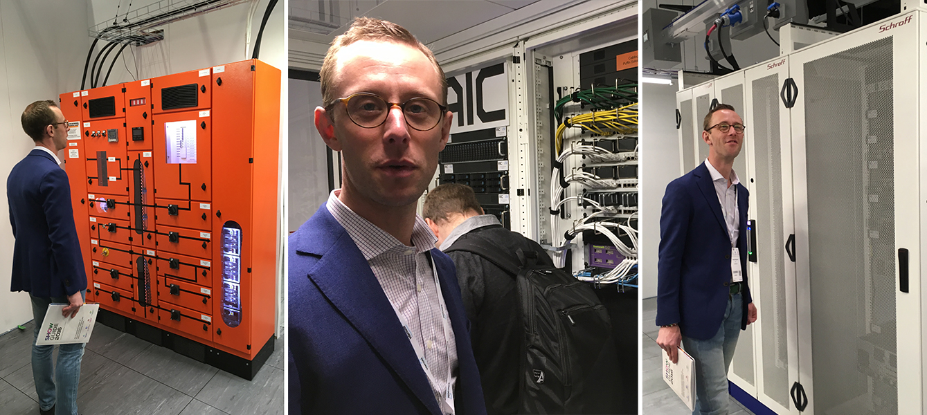 Elementica visits the Data Centre World conference in London